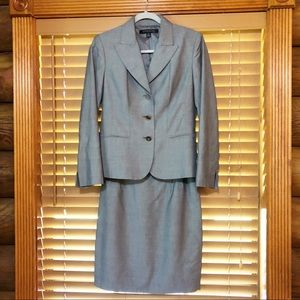 ANNE KLEIN Suit MINT CONDITION sz 4P